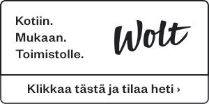 Wolt-banner